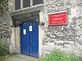 Doorway at St Thomas - geograph.org.uk - 1408150.jpg