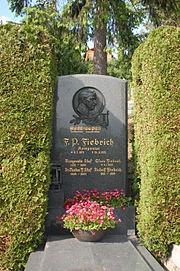 Dornbacher Friedhof - Franz Paul Fiebrich