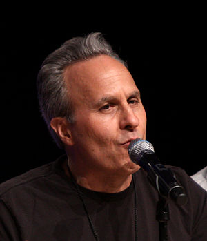 Doug Drexler - Doug Drexler at the 2013 Phoenix Comicon