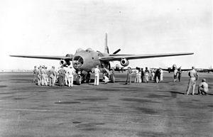 Douglas XB-42 Mixmaster - XB-42A