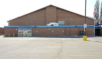 Downsview - Downsview Arena on Wilson Avenue