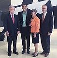 Dr. Nikan Khatibi & United States Senator Joni Ernst and Dan Sullivan, Ambassador John Bolton.jpg