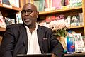 Dr Willie Parker reading from his book Life's Work, Aspen Colorado (35120682460).jpg