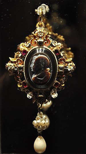 Francis Drake - Drake Jewel, on loan at the Victoria and Albert Museum, London