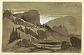 Drawing, Near Meadow Creek, Utah, July 25, 1871 (CH 18189929).jpg