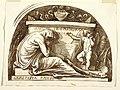 Drawing, Sepulchral Monument for Leonida Spada, 1815 (CH 18119391).jpg