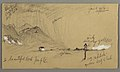 Drawing, Thunderstorm, Mountains, Devotional Sculpture, Austria or Bavaria, 1868 (CH 18191641).jpg