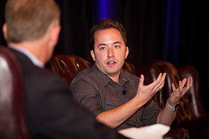 Dropbox (service) - Dropbox founder Drew Houston