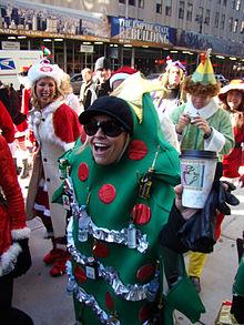 Christmas Story Village