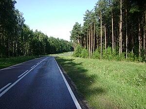 National road 58 (Poland) - Image: Droga krajowa nr 58