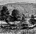 Dronsart. Village mingrèlien. 1904.jpg