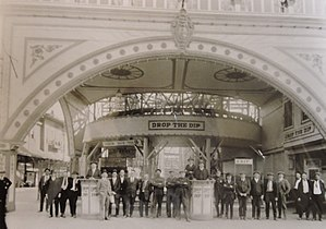 Drop the Dip - Image: Drop the Dip 1915 Coney Island