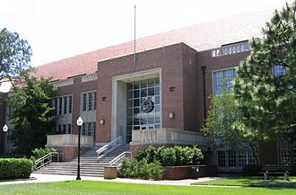 John J. Tigert - Tigert Hall, the main administration building of the University of Florida in Gainesville, Florida, was completed in 1950, and renamed for John J. Tigert, the third president of the university (1928–1947), in 1960.