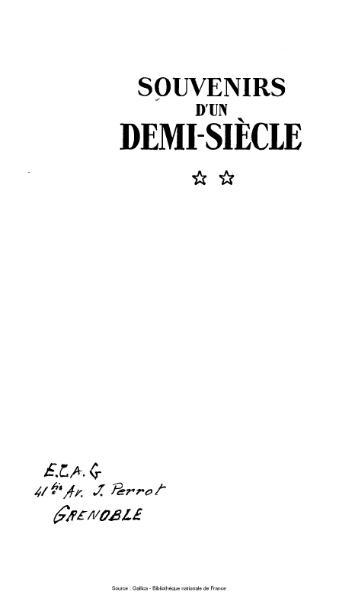 File:Du Camp - Souvenirs d'un demi-siècle, tome 2.djvu