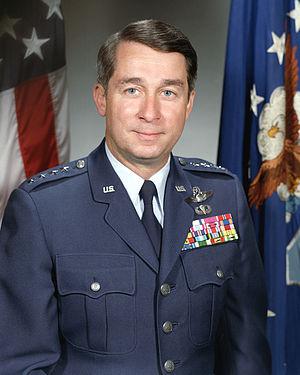 Duane H. Cassidy - Official portrait