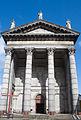 Dublin Roman Catholic St. Audoen's Church Portico 2012 09 28.jpg