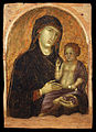 Duccio di Buoninsegna - Madonna with Child - Google Art Project.jpg