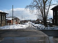 Dudareva Street in Yeniseisk.jpg