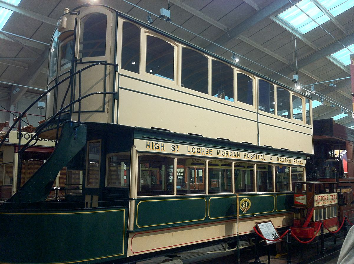 Dundee And District Tramways Wikipedia