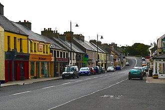 Dunfanaghy - Main Street, Dunfanaghy