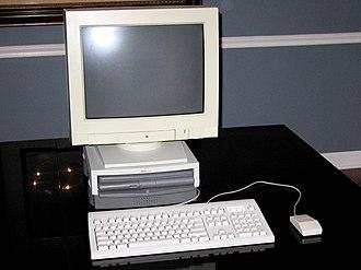 PowerBook Duo - Duo Dock