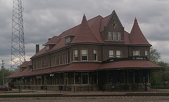 Durand Union Station - Image: Durand Union Station 2