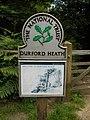 Durford Heath NT sign 01.jpg