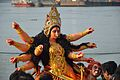 Durga Idol Immersion - Baja Kadamtala Ghat - Kolkata 2012-10-24 1592.JPG