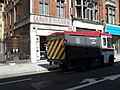 Dustcart in Fleet Street - geograph.org.uk - 1802777.jpg