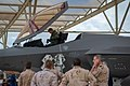 Dutch jet touches down at Luke AFB, the first for the Emerald Knights 04.jpg