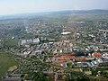 Dzielnica przemysłowa Krosna. Panorama na krośnieńskie firmy handlowo-usługowo-produkcyjne, kompleks K.H.S., DELPHI, FA KROSNO. - panoramio.jpg