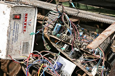 E-Waste Recycling (7027059003)