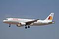 EC-FDB A320-211 Iberia Express PMI 26MAY12 (7273406758).jpg