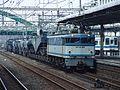 EF65 129 Shiki611 Omiya 20030822.jpg