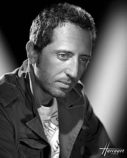 Gad Elmaleh Moroccan-French comedian and actor