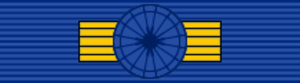 Order of the Cross of Terra Mariana - Image: EST Order of the Cross of Terra Mariana 1st Class BAR
