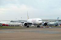 ET-ANQ - B77L - Ethiopian Airlines