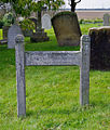 E Nesbit's Grave - St Mary In The Marsh Churchyard.jpg