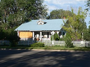 Eagar, Arizona 213 N Main St.JPG