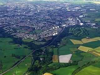 Calderwood, East Kilbride Neighbourhood of East Kilbride, Scotland