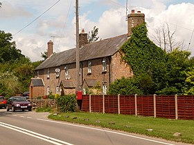 East Stoke, postbox No. BH20 105 - geograph.org.uk - 1415346.jpg