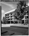 East elevation - Fairfield City Hall, 1000 Webster Street, Fairfield, Solano County, CA HABS CAL,48-FAIR,1-4.tif