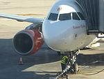 EasyJet (G-EZBI), Barcelona Airport, January 2015 (03).JPG