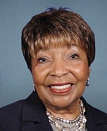 Eddie Bernice Johnson, Oficiala Portreto, c112t Congress.jpg