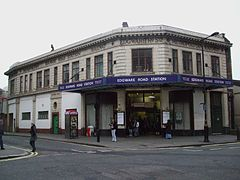 Edgware Road stn (Circle line) building.JPG