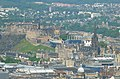 Edinburgh Castle from Arthur's Seat 01.JPG