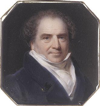 Edward Banks (builder) - Sir Edward Banks (William Patten Junior)