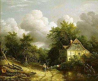 Edward Williams (painter) English landscape painter, born 1781