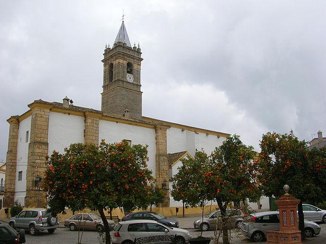North from Sevilla