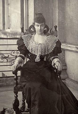 Princess Hélène of Orléans - The Duchess of Aosta